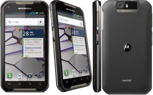 Nextel Motorola Iron Rock Android Xt626 Iden E Dados