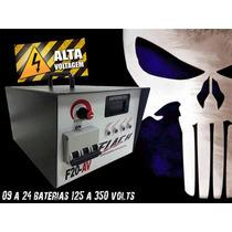 Carregador Bateria De Alta Voltagem Para Baterias Em Série