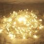 produto Pisca-pisca Natalino 100 Lâmpadas Led Luz Amarela 110v