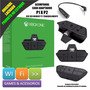 Fone Headset Adaptador Stereo Chat Xbox One Original