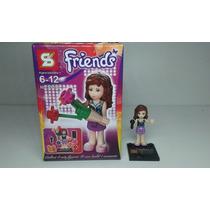 Boneca Olivia Lego Friends