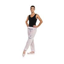 Calça Para Aquecimento Adulto Dança Ballet Jazz Sapateado