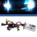 Kit Xenon Lampada H1 H3 Hb4 H11 6000k 8000k 10000k Carro