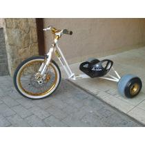 Trike Drift Shock Dourado