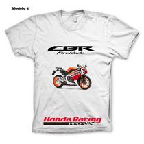 Camiseta Honda Cbr1000rr Fire Blade Honda Racing Repsol
