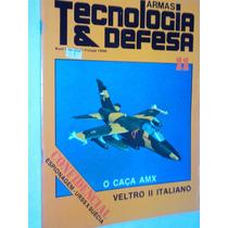 Revista Armas Tecnologia & Defesa 11/ano 2/1984 (sebo Amigo)