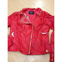 Jaquetinha Vermelha