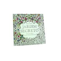 Jardim Secreto Livro Ansiedade Estresse Terapia Pintar