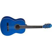 Violão Para Iniciantes Tagima Nylon Memphis Estudante Azul