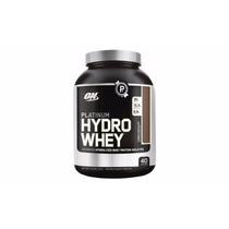Hydro Whey Platinum Optimum Nutrition - 3,5 Lbs - Chocolate