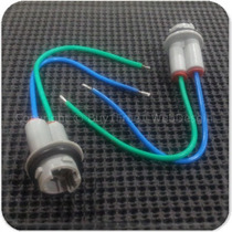 Conector Com Selo De Vedação T10 W5w