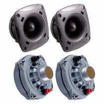 Kit 2 Driver Selenium D250x C/ Corneta + 2 Tweeter St-200