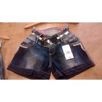 Short Jeans Meia Coxa Da Rhero Jeans