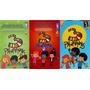 3 Palavrinhas - Dvd Infantil - Volume 1,2,3 & 4 - Oferta