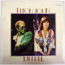 Vinil / Compacto - Elton John - Kiki Dee