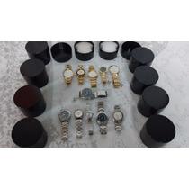 Lote Com 470 Relógios - Technos Champion Mondaine Seculus