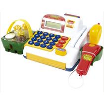 Caixa Registradora Infantil + Diversos Acessórios