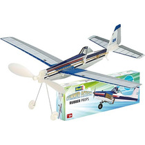 Air Sparrow - Aeromodelo De Voo Livre Com Motor A Elástico