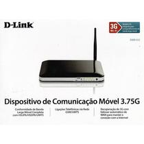 Dispositivo De Comunicação Móvel 3.75g - Roteador Dwr-512