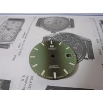 Mostrador Relógo Tissot Sideral Antigo
