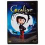 Dvd Coraline E O Mundo Secreto - Novo, Original, Lacrado