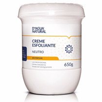 Creme Esfoliante Neutro D