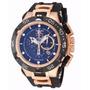 Relógio Invicta Modelo Noma V 12888 Subaqua Ouro Rose