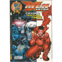 Gibi X-men Extra #6 - Panini - Gibiteria Bonellihq