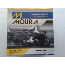 Bateria Moto Moura Mv11-de Suzuki Bandit 650 Gs 500