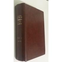 Livro* Revista Facul Farmacia Bio-quimica 1965-66 - Lojaabcd