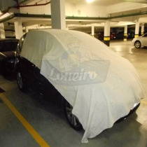 Capa Protetora Para Cobrir Carro Lona De Algodão 3,6x2,7 Mts