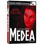 Dvd Medea Novo Original Maria Callas Pasolini Tragédia Grega