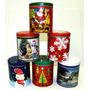 Rodada Holiday Christmas Do Bolinho Box 974077-6 (conjunto D