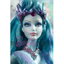 Barbie Farway Forest Water Sprite Collector Lançament Sereia