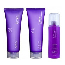 K.pro Caviar Color Kit Shampoo + Condicionador + Leave-in