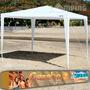 Tenda Gazebo Praia 3x3 Camping Barraca Mais Reforçada+ Bolsa