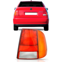 Lanterna Traseira Polo Classic95 96 97 98 99 00 Tricolor Ld