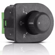 Botão Retrovisor Elétrico Vw Gol G5 G6 + Extintor Incêndio