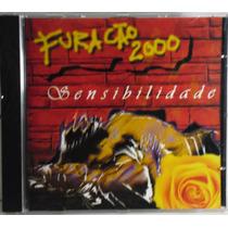 Funk Soul Black Romântico Cd Furacão 2000 Sensibilidade Vol1