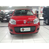 Fiat Uno 1.0 Vivace 8v Flex 4p Manual 2010/2011