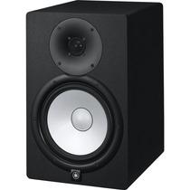 Monitor De Estúdio Yamaha Hs8 Preto Bi-amplificado 110v