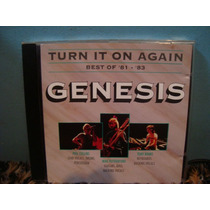 Genesis - Turn It On Again - Cd Nacional