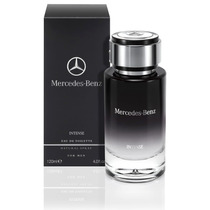 Perfume Importado Mercedes Benz Intense Masculino Edt 120ml