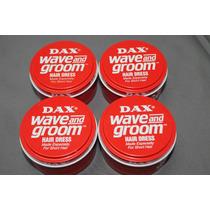 4 Latas De Cera Dax Wave And Groom