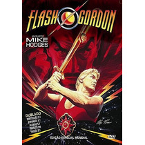 Dvd Flash Gordon Novo Original Lacrado Aventura Ming Anos 80