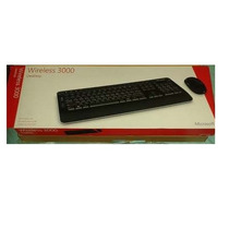 Kit Teclado +mouse Wireless Microsoft Desktop 3000
