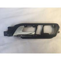 Puxador Interno Porta Dianteira Polo 02/10 Lado Motorista
