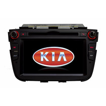 Kit Central Multimidia Tv Dvd Gps Kia Sorento 13 14 Samsung