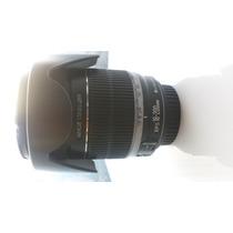 Lente Canon 18-200 3.5/5.6