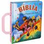 Biblia Infantil Primeiros Passos Com Jesus Menina